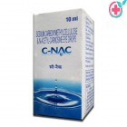 C-NAC Eye Drop 10ml (Carboxymethylcellulose 3mg/N-Acetyl-Carnosine 1%)