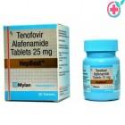 HepBest Tablets (Tenofovir Alafenamide 25mg)