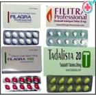 ED Trial Pack (Sildenafil 100mg /Tadalafil 20mg /Vardenafil 20mg)