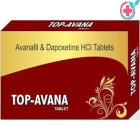 Top Avana Tablets (Avanafil 50mg / Dapoxetine 30mg)