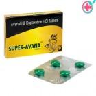 Super Avana (Avanafil/Dapoxetine)