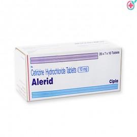Alerid (Cetirizine)