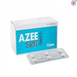 Azee 250 (Azithromycin 250mg)