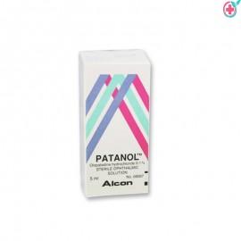 Patanol Eye Drop (Olopatadine)