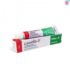 Candid B Cream (Clotrimazole 1% and Betamethasome 0.025%)