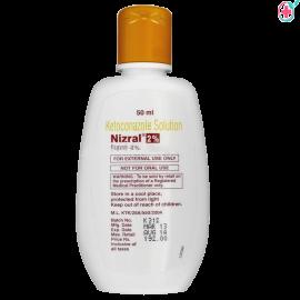 Nizral Solution (Ketoconazole)