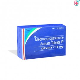 Deviry (Medroxyprogesterone) 10mg