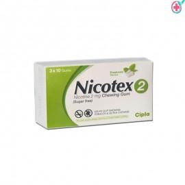 Nicotex 2 (Nicotine 2mg)