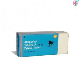 Zyloric (Allopurinol) 100 mg