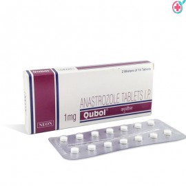 Qubol 1mg (Anastrozole)