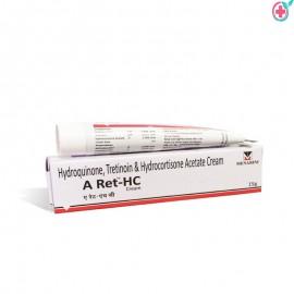 A Ret HC Creams 15g (Hydroquinone 2% / Tretinoin 0.05% / Hydrocortisone 1%)
