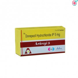 Aricep 5 (Donepezil 5mg)