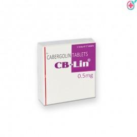 CB-Lin (Cabergoline) 0.50mg