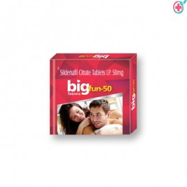 Bigfun 50mg (Sildenafil Citrate)