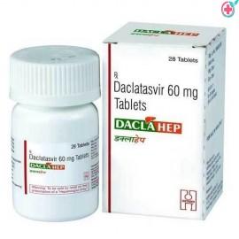 Daclahep 60 (Daclatasvir 60mg)