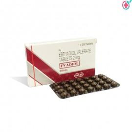 Evadiol 2mg(Estradiol 2mg)