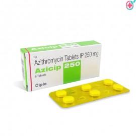 Azicip (Azithromycin)