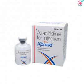 Xpreza 100mg Injection (Azacitidine)