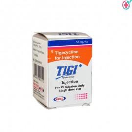 Tigi Injection 50 (Tigecycline 50mg)