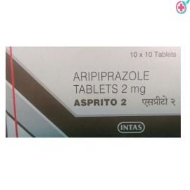 Asprito 2mg  (Aripiprazole 2mg)