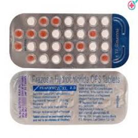 Prazopress 2.5 XL (Prazosin 2.5mg)