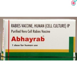 Abhayrab Injection (Rabies vaccine, Human)