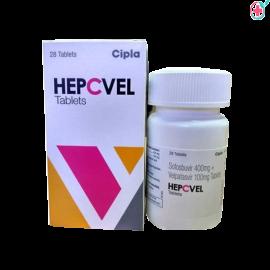 Hepcvel (Sofosbuvir 400mg / Velpatasvir 100mg)