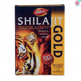 Shilajit Gold Capsules (Herbal)