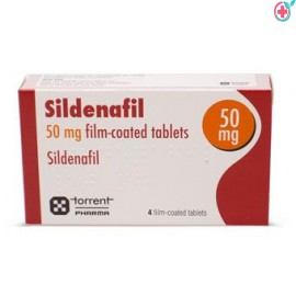 Sildenafil Oral Film 50mg