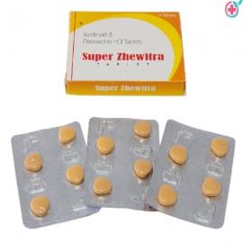 Super Zhewitra (Vardenafil 20mg/Dapoxetine 60mg)