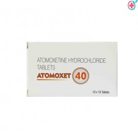 Atomoxet 40 Tablets (Atomoxetine 40mg)