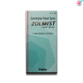 Zolmist Nasal Spray (Zolmitriptan 5mg)
