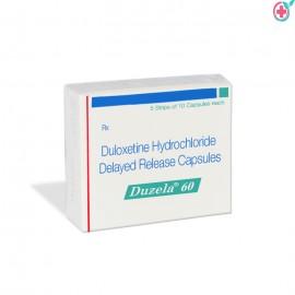 Duzela (Duloxetine)