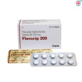 Flavocip (Flavoxate) 200 mg