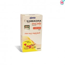 Kamagra Oral Jelly (Sildenafil Citrate)