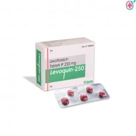Levoquin 500 (Levofloxacin 500mg)