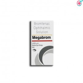 Megabrom Eye Drop 0.09% - 5ml