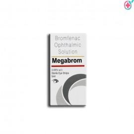 Megabrom Eye Drop 0.09% - 5ml