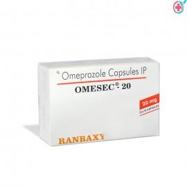 Omesec 20 mg