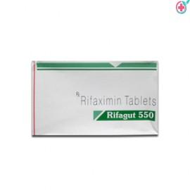 Rifagut 550 Tablets (Rifaximin)