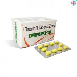 Tadasoft 20 (Tadalafil 20mg)