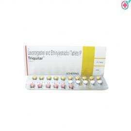 Triquilar (Levonorgestrel/Ethinylestradiol)