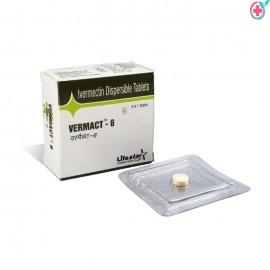Vermact 6 mg