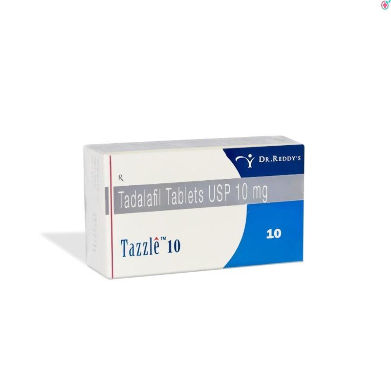 Tazzle 10 (Tadalafil 10mg)