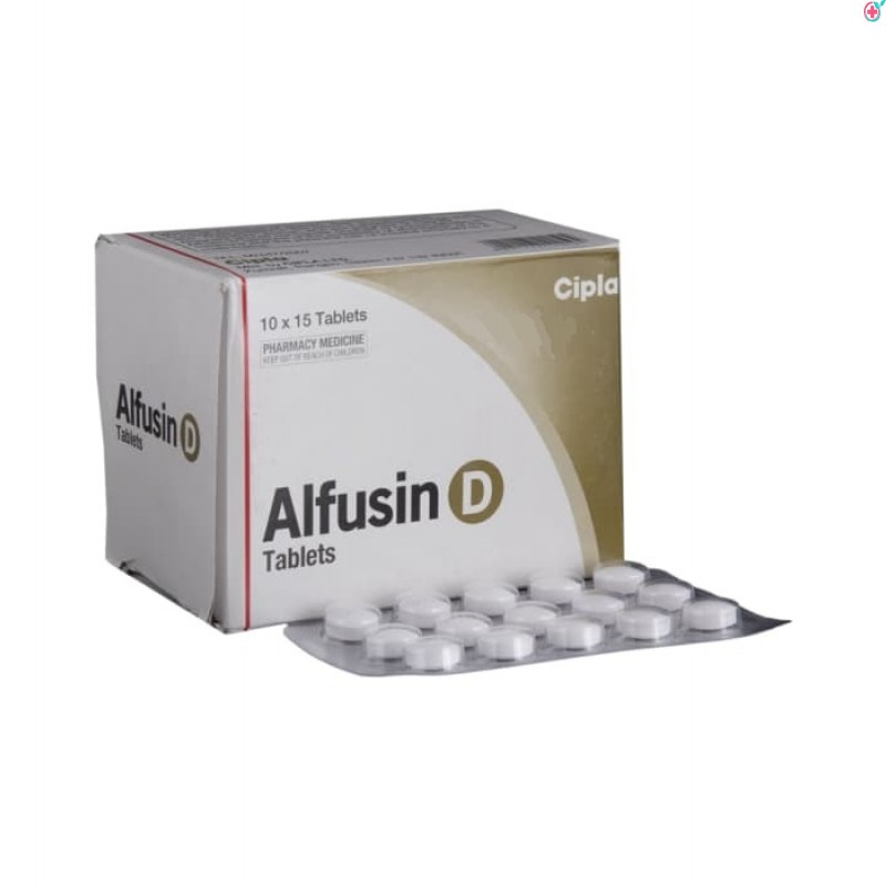 Alfusin D (Alfuzosin 10mg/Dutasteride 0.5mg)