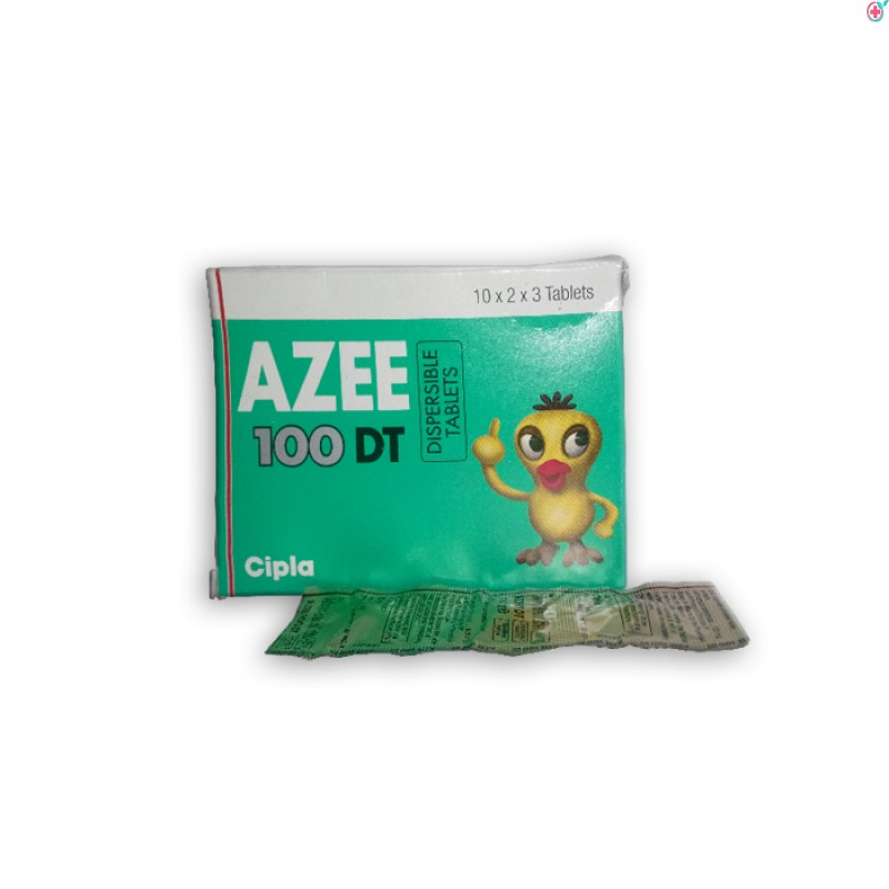 Azee DT 100 (Azithromycin 100mg)