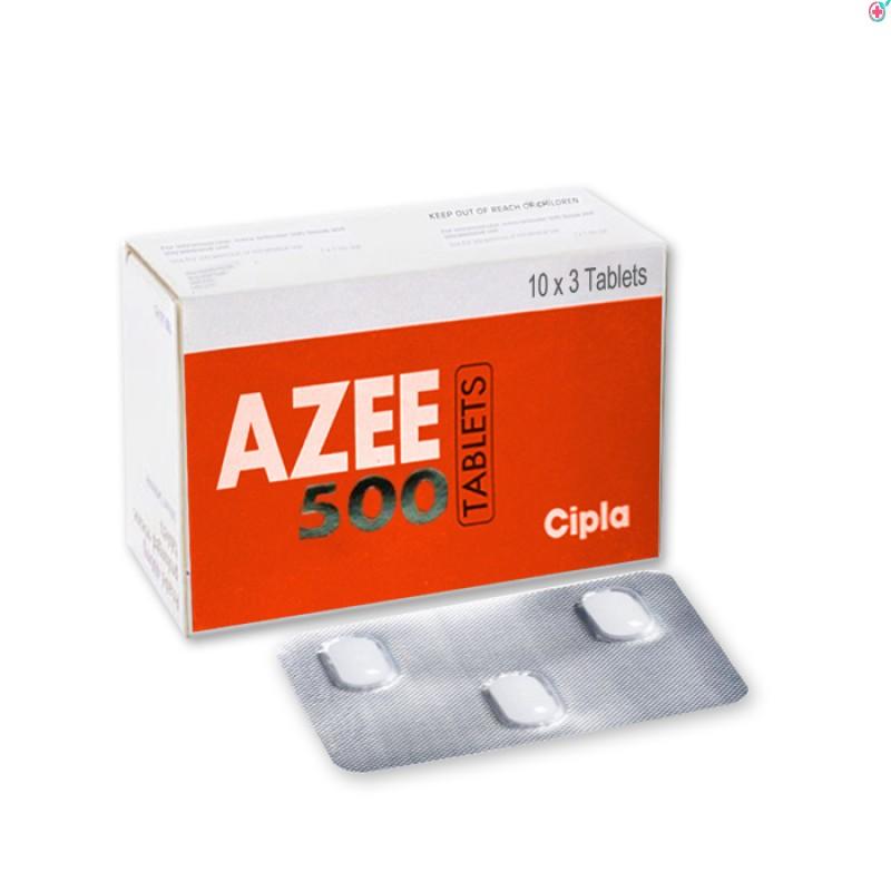 Azee 500 (Azithromycin 500mg)