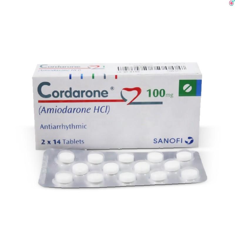 Cordarone 100 mg