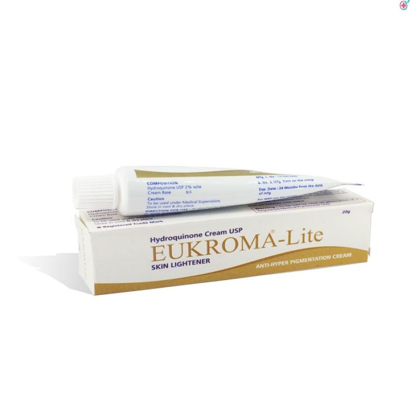 Eukroma Lite Cream 2% - 20g