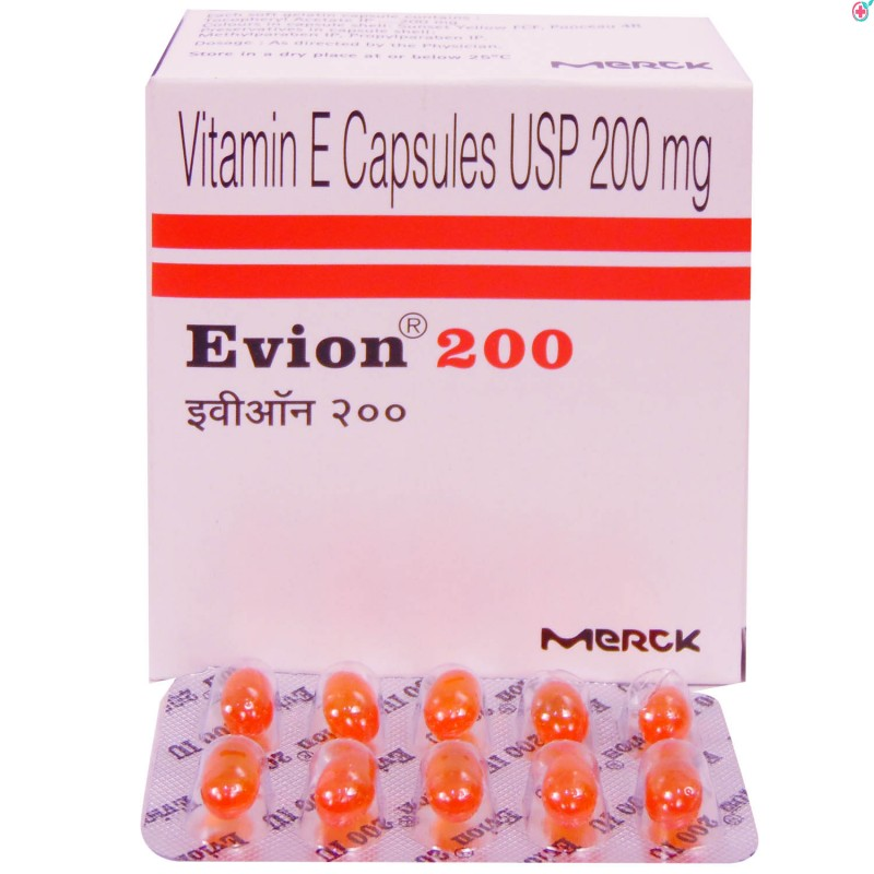 Evion 200 (Vitamin E)